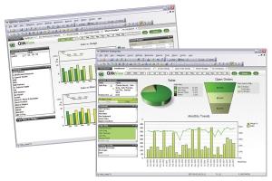 QlikView analiza biznesowa